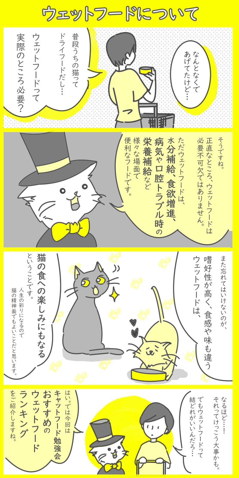 ウェットフードランキング 猫 キャットフード おすすめ
