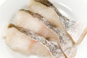 白身魚 キャットフード