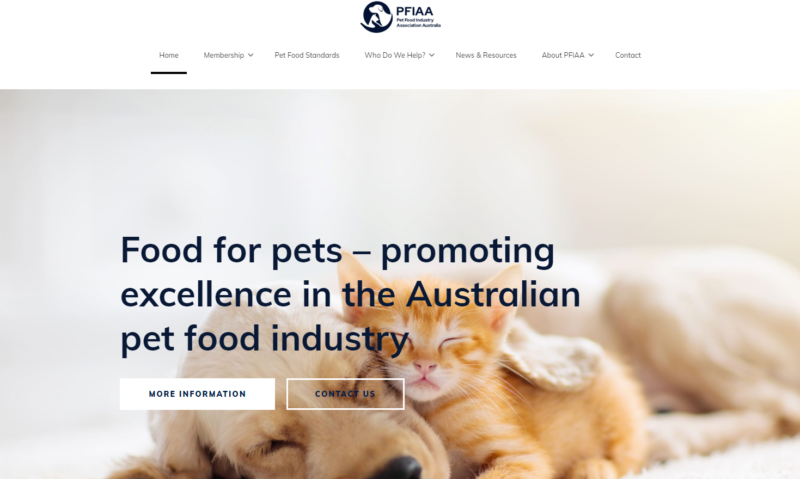 PFIAA オーストラリア ペットフード協会